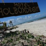 Holbox Dream Entrance