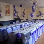 Function Room available to hire