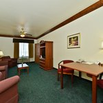2-Room Suite Seating Room-1