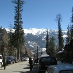 On the way from Manali to Solang-Nullah