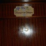 mi habitacion: Olimpe de Gouges