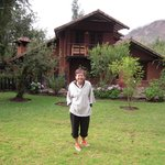 "Our ""home"" in Urubamba."