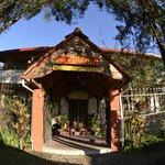 Foto van Volcan Lodge