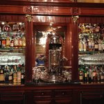 Bar at the AHP hotel