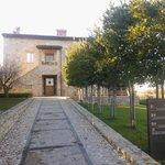 L'ingresso del Roccafiore