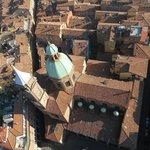 vista desde la torre mas alta