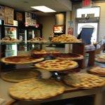 Sopranos pizza in warrington