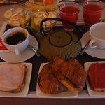 Завтрак в постель :-)
