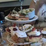 Foto de The Tea Rooms at The Butterfly and the Pig