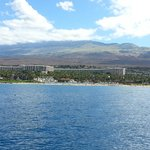 Ho'olei sits directly behind the Grand Wailea Resort.