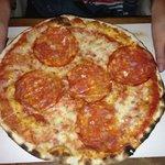 пицца diavola