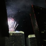 New Years Eve from the Strip