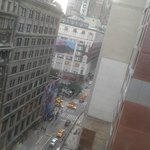 vue de la chambre (6th Avenue)
