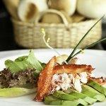 Ensalada de Centolla/ King Crab Salad