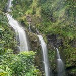 Road to Hana: Three Bears Falls