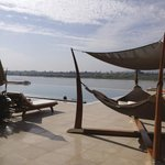 View over the Nile...amazing !!