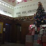 Entrance Hall / Xmas Tree