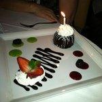 Tasty dessert
