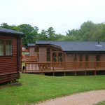 Some of the larger Lodges.