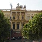 Palacio da Justica Foto