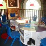 Lovely Education Area for kids!