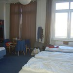 Beds were soft and rooms spacious