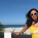 Desde la terraza de Varandas ao mar vista de Praia Grande