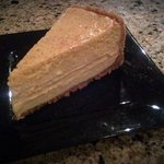 Homemade Pumpkin Cheesecake!