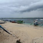 Gili Trawagan beach