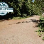 Enter North Shore Campgrounds RV, Tent and Cabin sites!