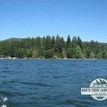 This could be your view from one of our RV Sites in Lake Almanor - Chester