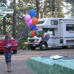 Check out our RV Sites and rentals that we have available!