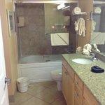 Bathroom of 701.