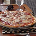 yummy pizza from Terrazo