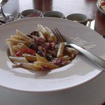 yummy pasta from Terrazo