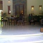 dining/hallway