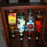 Room - mini bar