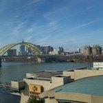 Cincinnati from room.