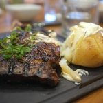 Cape Grim Natural Grass Fed Angus Beef 700g Ribeye on the bone $77.0