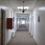 pertenece al sector de habitaciones (pabellon 400)