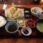 tempura set only 400baht