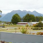 View from Manapouri Lodge