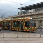 Удивательные трамваи Монпелье