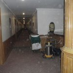 Junk in our room corridor wasn't moved in 3 days