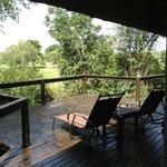 Room deck