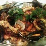 Seafood Platter nice