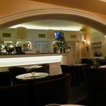 Cafe Parisienne interior