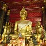 Inside Wat Sensoukaram