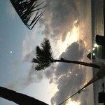 Sunset Beach San Pedro Belize