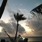 Sunset Beach San Pedro Belize